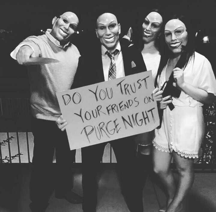 Image result for the purge party