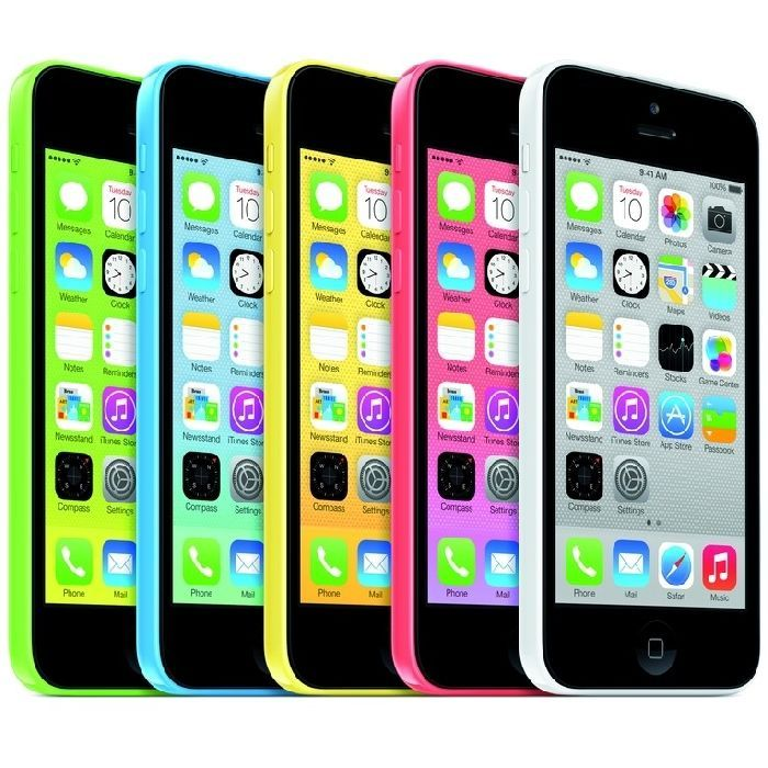Купить Apple iPhone 5C 16GB (CPO), харктеристики, описание.