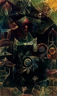 Paul Klee's Cosmic Architecture