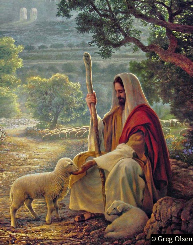 Greg Olsen Art Official | Greg Olsen Paintings