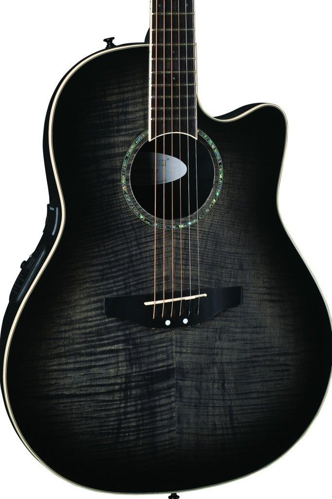 Ovation 6-String Acoustic Guitars | Musician's Friend