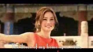 """Olympic song """"Beijing Welcomes You"""" (subbed), via YouTube."""