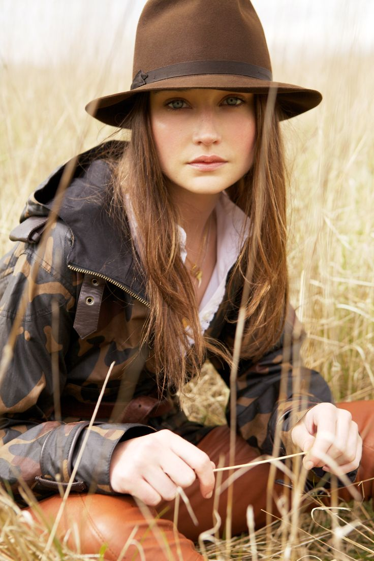 Barbour Gold Label by Temperley London, SS13