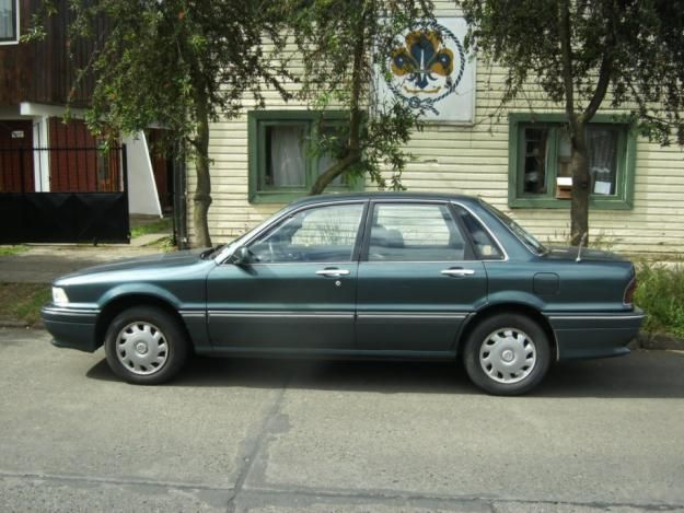 Mitsubishi Galant on LPG year 1997