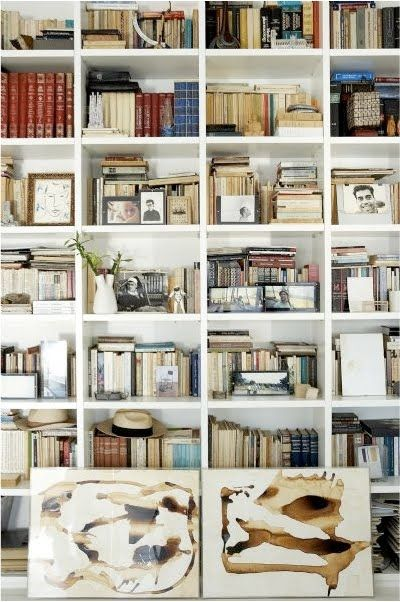 book loveBook Display, Bookcases, Home Libraries, White Bookshelves, Book Nooks, Living Room, Bookcas Style, Book Shelves, Bookshelf Style