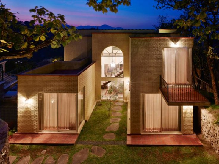 1000 ideas about estilo colonial on pinterest moveis - Estilo arquitectura contemporaneo ...