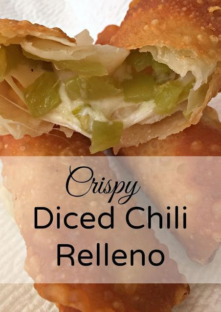 Diced Chili Relleno