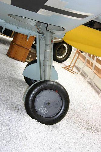 Messerschmitt BF 109 - Landing Gear   705547   Flickr