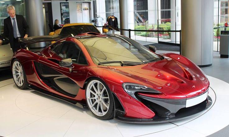 Some stats about the McLaren P1  McLaren Super Cars  Pinterest