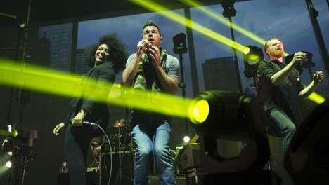 Sterk concert! -- Arsenal in Lotto Arena: extase in de tropen **** - Concertverslagen - De Morgen