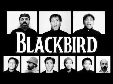 Blackbird (The Beatles) - A Cappella multitrack cover  ► DOWNLOAD: http://trudbol.bandcamp.com  ► I SELL TEACH TRACKS : julien.neel (at) gmail.com  ► FACEBOOK: http://facebook.com/trudbolmusic      Blackbird (The Beatles), an international acapella multitrack cover sung by:  ► Enrico Imbalzano (Italy):  http://www.youtube.com/enricator  ► Pete Avendano (...
