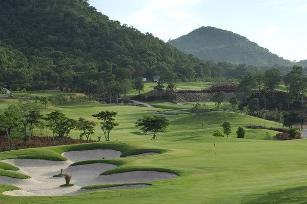 """Black Mountain #Golf Club in Hua Hin, #Thailand, made the U.S. Golf Digest 2012 list of Best 100 Courses Outside the U.S. (Richard Castka / Sportpixgolf.com) from the LA Times article, """"Thailand: Golfers finding this country's courses way above par"""""""