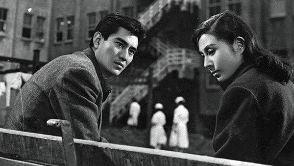 Kuga Yoshiko (久我美子) 1931-, Japanese Actress