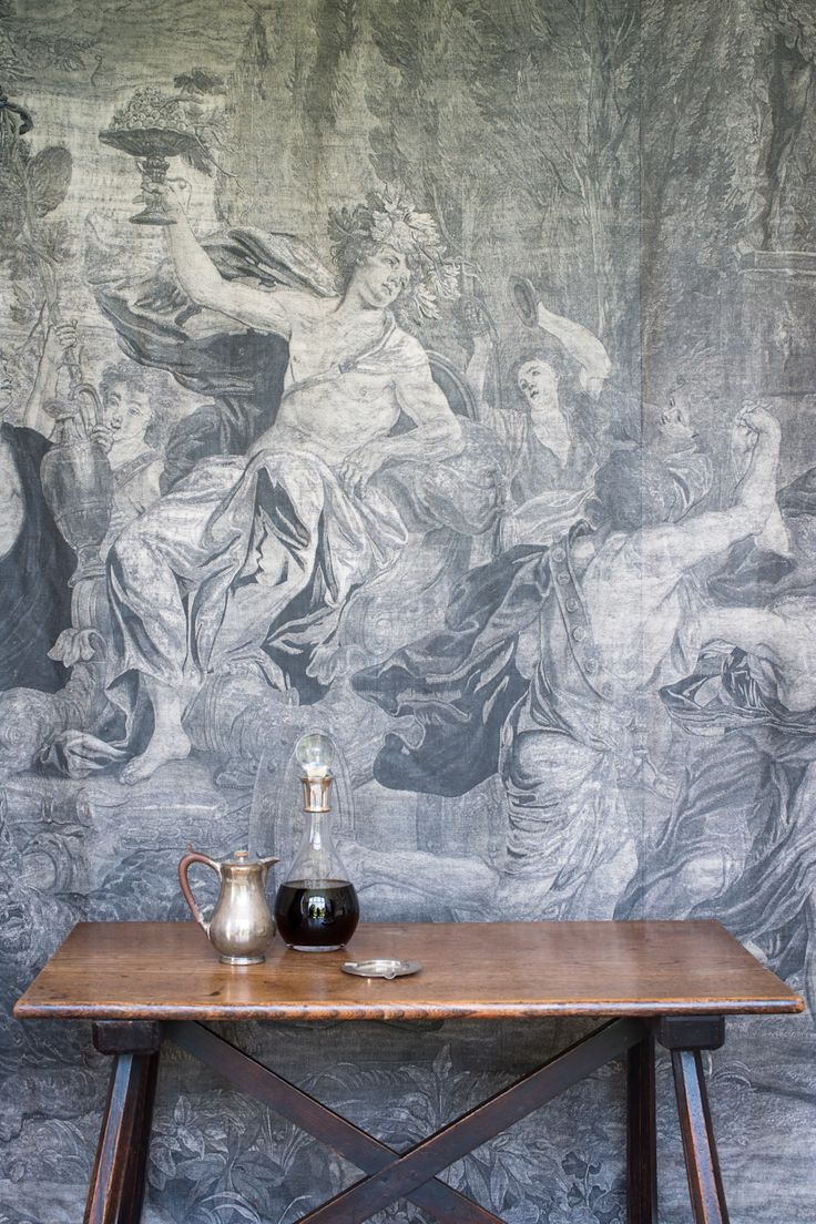 Neutrals Collection - Triumph of Bacchus  #Neutrals #Decorex #Interiors #Design #Decorators #Zardi&Zardi