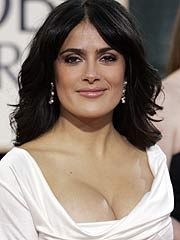 """Salma Hayek """"A lot of people become what they have been told they are, but I don't and I never will,"""" she says. """"I'm the last one to set myself up as a ..."""
