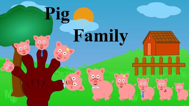 Finger Family Song of Peppa Pigs || Finger Family Nursery Rhymes for KIDS