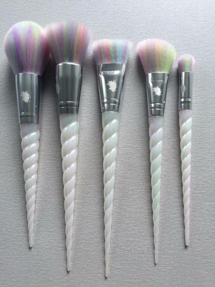 Unicorn brushes by:unicorn lashes