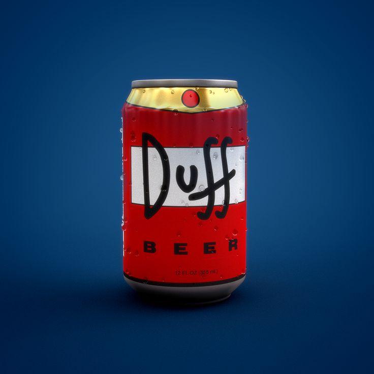 Duff Beer (Concept)