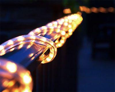 Rope Lighting Around Deck
