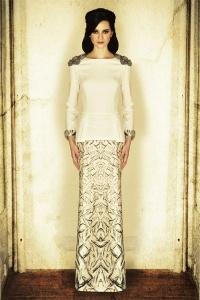 Modern kurung by Jovian Mandagie #localdesigner #fashion #love