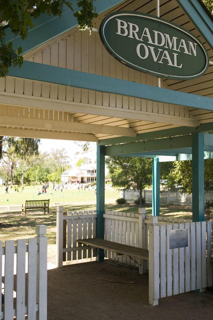 Bradman International Cricket Hall of Fame  - Bowral NSW