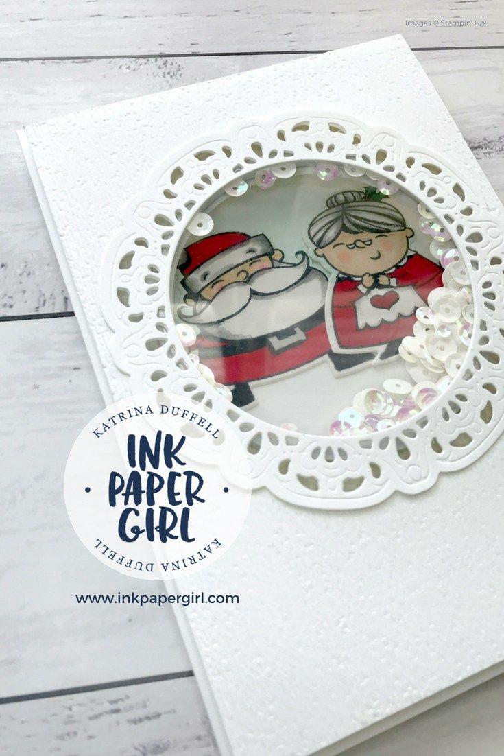 Signs Of Santa -Stampin\' Dreams Blog Hop | SU Christmas Cards ...