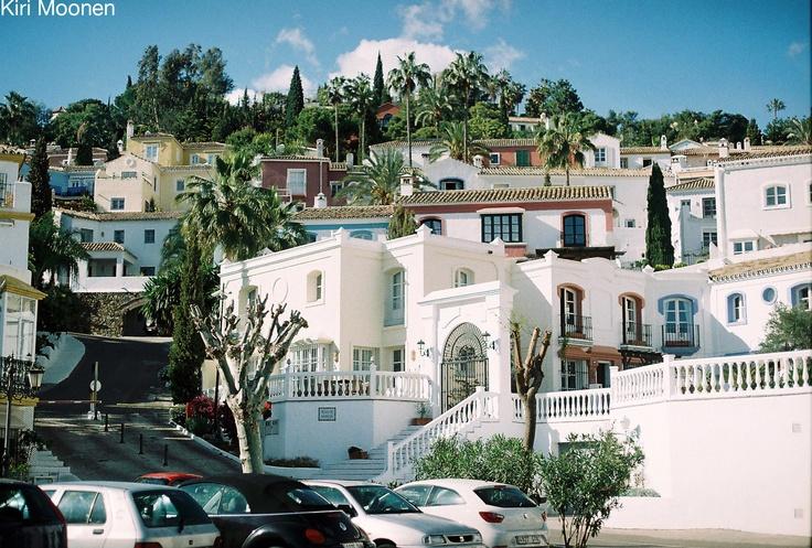 La Heredia, Spain.  Film Photo by Kiri Moonen