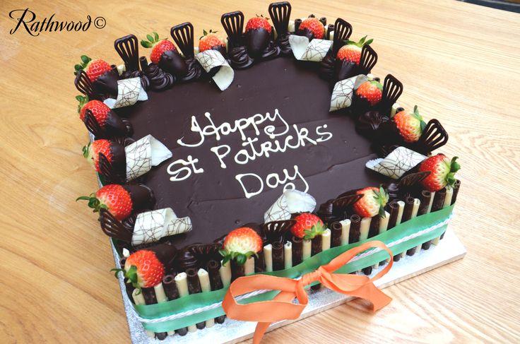 St.Patricks Cake