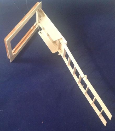 Dollhouse Disappearing Attic Stairs 28 Images The World S