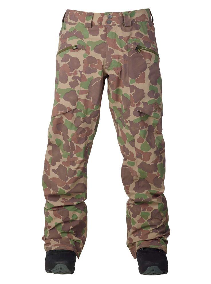 Men's Burton [ak] GORE‑TEX® 3L Hover Pant