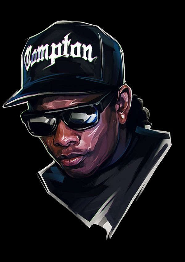 Famous_Rap_Stars_illustrated_by_Russian_Artist_Viktor_Miller_Gausa_2015_02