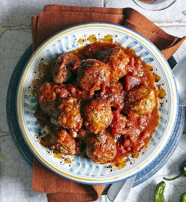 Pour un apéro espagnol, pensez aux boulettes de viande et porc - Cosmopolitan.fr