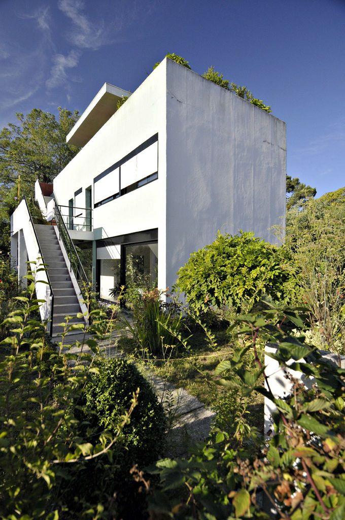 Cité Frugès/ Les Quartiers Modernes. 1926 Pessac, France. Social housing for 50 families, 6 different building styles. Le Corbusier