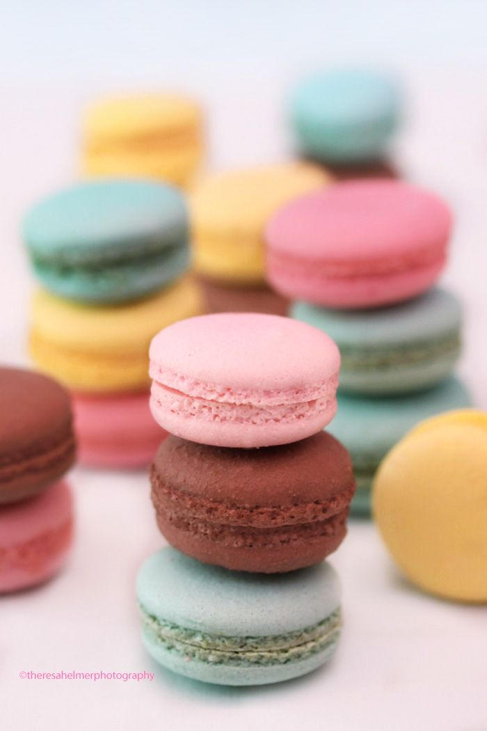 Homemade Macaroons (w/ recipe) by theresahelmer on deviantART