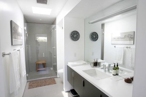 20 best images about bathroom quartz countertops on for How to clean marble countertops in bathrooms