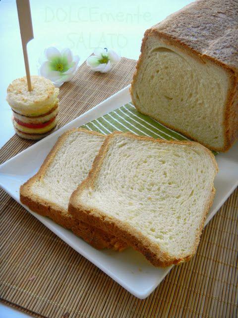 DOLCEmente SALATO: Pane in cassetta o pan carrè di Luca Montersino