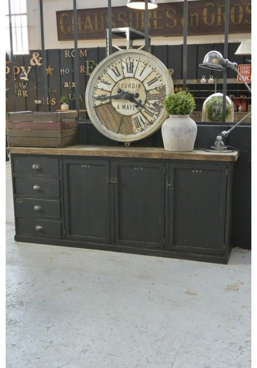 Exemple Fabrication meuble