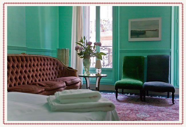Chambres et tarifs - Pension Edelweiss – bnb chambre d'hote Marseille Vieux Port Canebière, France