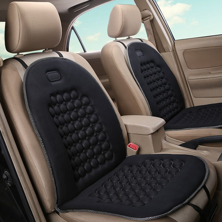 Soft Sponge Car Interior Seat Cover Cushion Pad Mat Warm Car Seats Protector Mat Car Styling Universal Car-Covers