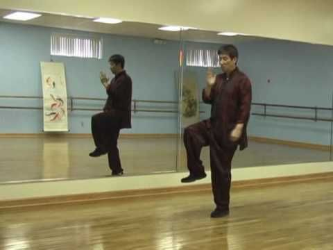 Tai Chi Chuan 24-Steps for Beginners Lesson-6 - YouTube