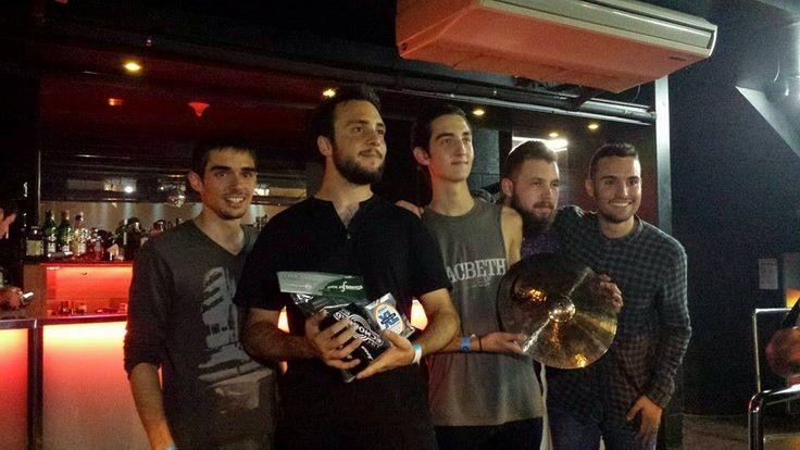 El grupo de Rock Alternativo NOAH HISTERIA subcampeón en el concurso nacional EMERGENZA   El Mundo de Tulsa