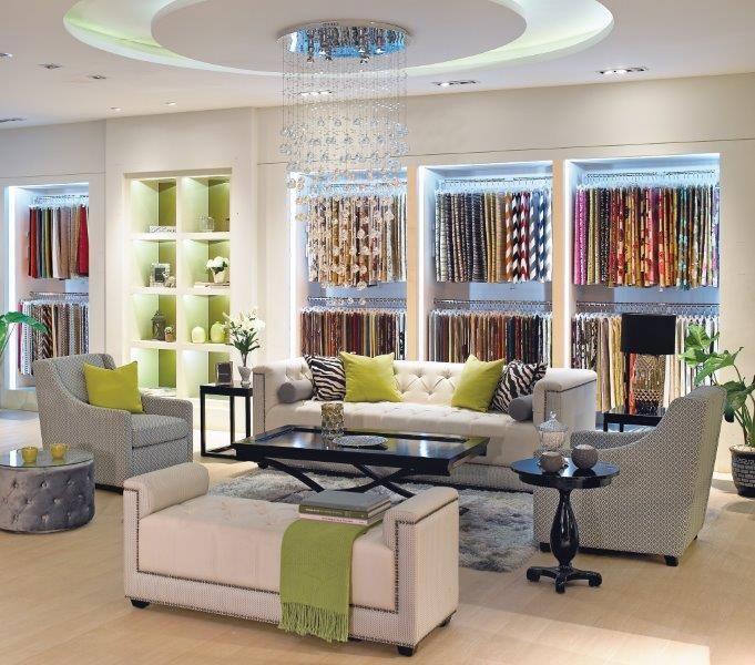 Elegant Showroom Vania InteriorFurnishings Surabaya InteriorDesign Style CustomSofa LivingRoom
