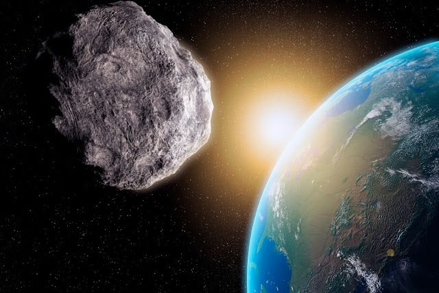 AWAKENING FOR ALL: NASA and FEMA Hold Asteroid Strike Drill in L.A.