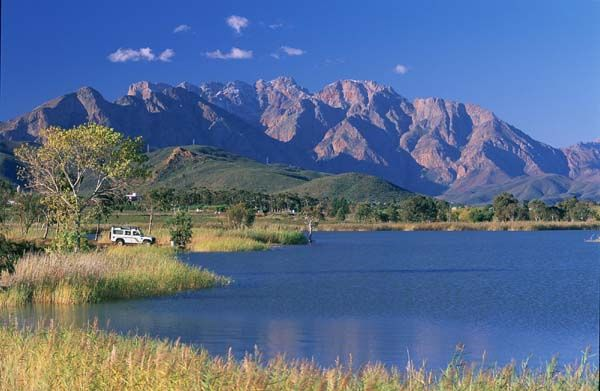 Worcester, Western Cape, South Africa.