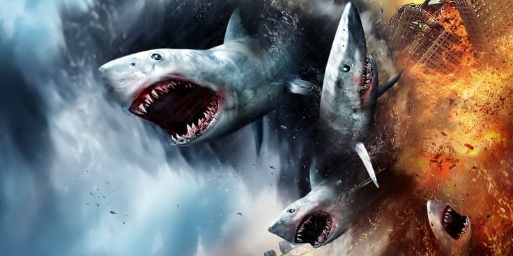 Sharknado 5 Cast Revealed as Filming Begins
