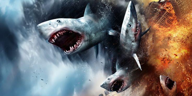 Sharknado 5 Cast Revealed as Filming Begins