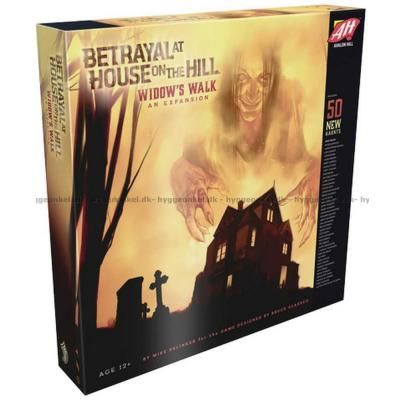 Billede af Betrayal at House on the Hill: Widow's Walk