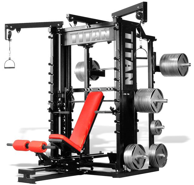 Best Weight Machines for Home | Home Gym Equipment for Building Muscle and Strength at Home | Weight ...