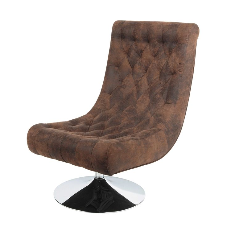 1000 id es propos de fauteuil capitonn sur pinterest chaises rembourr e - Maison du monde fauteuil suspendu ...