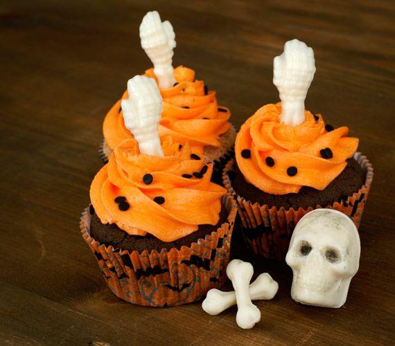 Képes ötletadó! Vicces sütik Halloween-partira | femina.hu